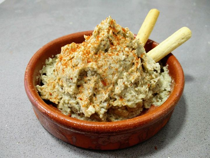 Baba Ghanoush o Mutabal